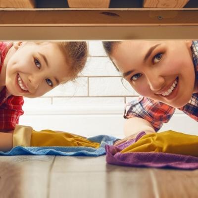 E-cloth: Die Revolution der Sauberkeit