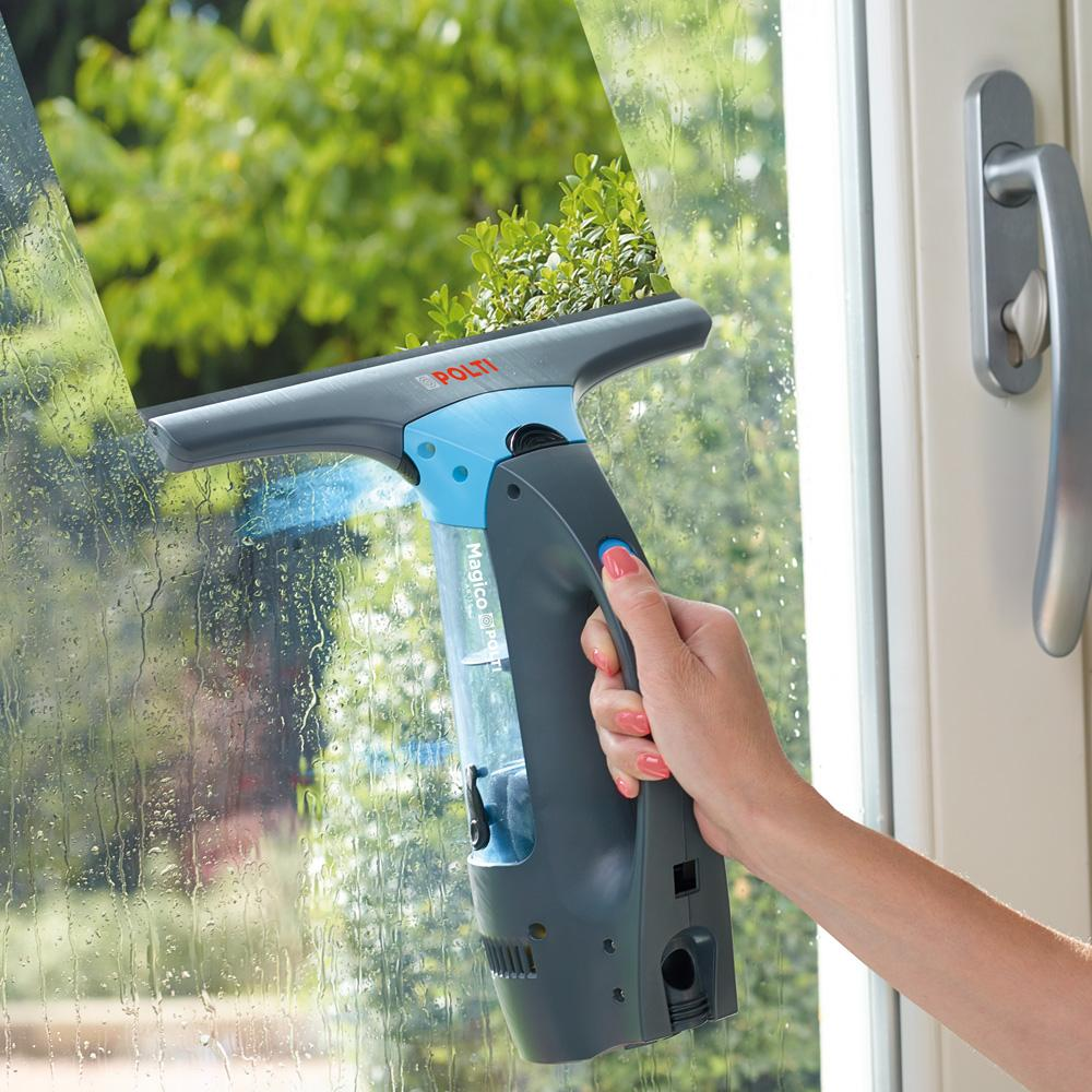 Magico cordless window cleaner