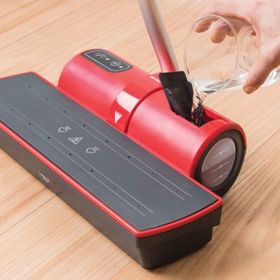 Moppy balais sans fil pour le nettoyage avec la vapeur  - 5 étapes faciles