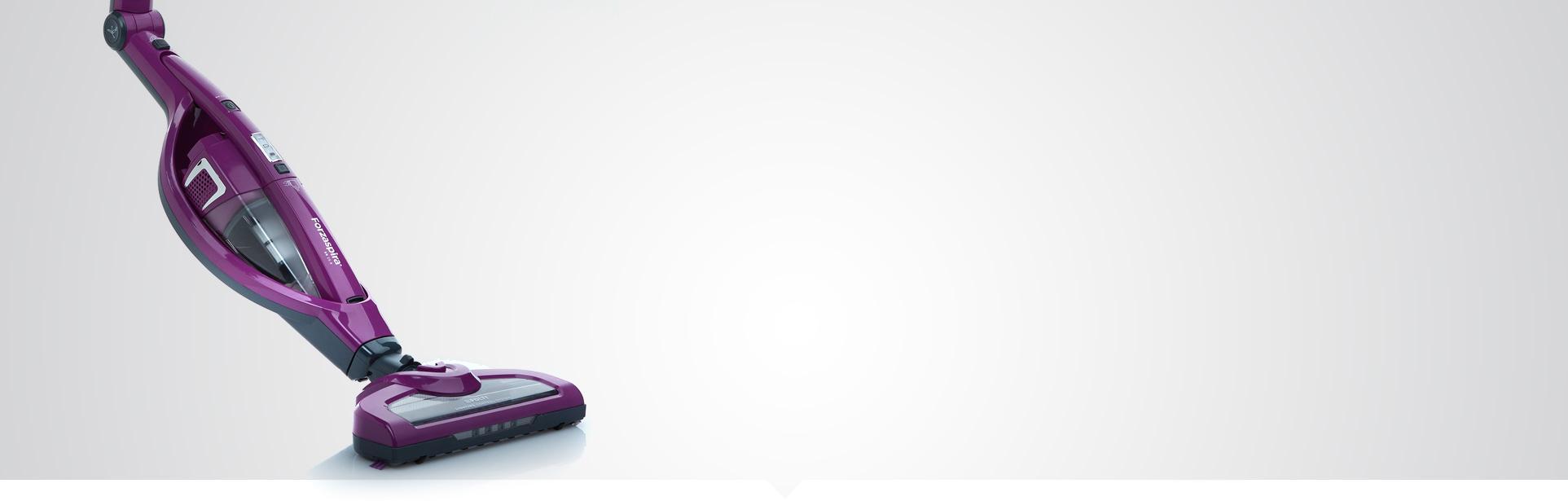 Forzaspira: cordless stick vacuum cleaner