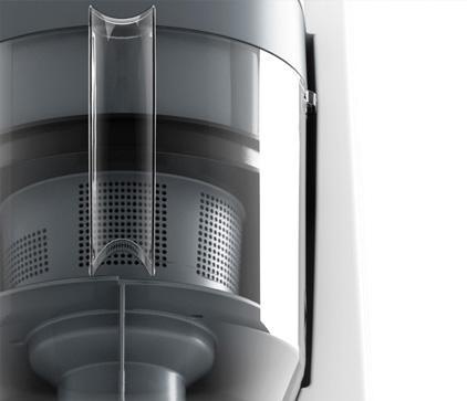 Unico multifunction vacuum - Vacuums, steam cleans, dries