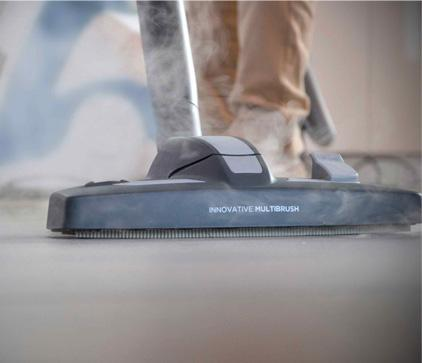 Unico multifunction vacuum cleaner - HEPA filter for allergy sufferers