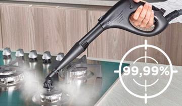 Vaporetto Smart 30_R germs and bacteria