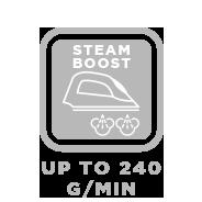 Steam boost