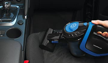 Polti Forzaspira Slim SR100 kit accessories - mini turbo brush