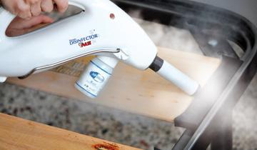 Steam Disinfector for Vaporetto Lecoaspira