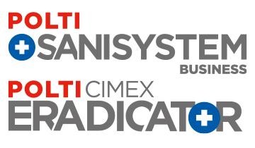 Kit pulizia vapore Polti Sani System Business e Polti Cimex Eradicator compatibilità