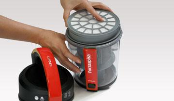 Forzaspira Polyester Filter for vacuum cleaners