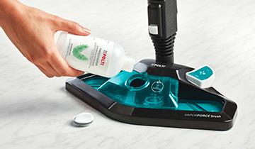 Polti Frescovapor deodorante cattura odori - spazzola Vaporforce