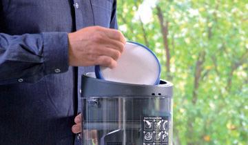 Unico Filters kit eliminates allergens