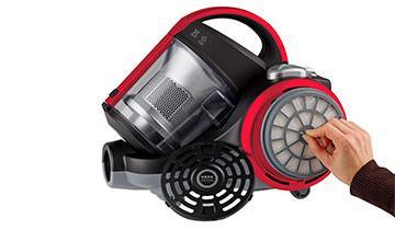 Forzaspira C110 - Fine dust filters
