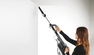 Forzaspira SE600 Modular stick vacuum - extendible mode