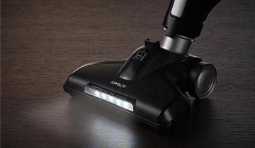 Forzaspira SE600 Modular scopa elettrica - manico pieghevole