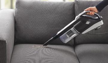 Forzaspira SE600 Modular stick vacuum - portable vacuum cleaner