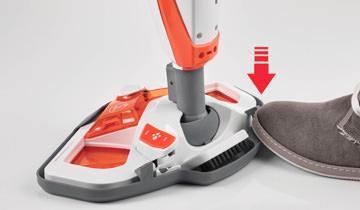 Vaporetto SV 420 Frescovapor Polti steam mop- Easy to use
