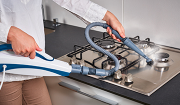 Steam Mop Polti Vaporetto SV460_Double: many accessories for different surfaces