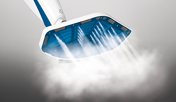Steam Mop Polti Vaporetto SV460_Double: hygiene for all surfaces