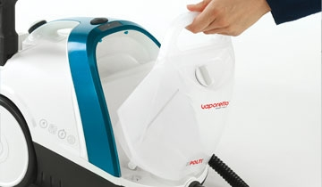 Vaporetto Smart 100_B unlimited cleaning