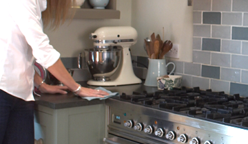 E-Cloth Küchenreinigungstücher