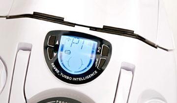Vaporetto Lecoaspira FAV80 Turbo Intelligence - 10 preset programs