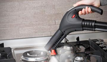 Vaporetto Lecoaspira FAV80 Turbo Intelligence - turbo steam function for encrusted dirt
