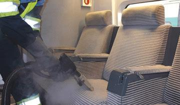 Mondial Vap 6000 - Cleaning rugs and upholstery