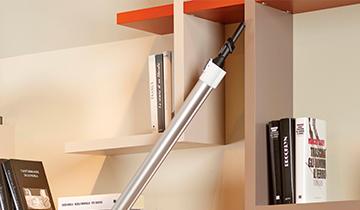 Forzaspira SLIM SR90G - portable vacuum cleaner, exstendible