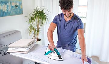 Polti Vaporella Quick & Comfort QC110: fer à repasser pour tous les tissus