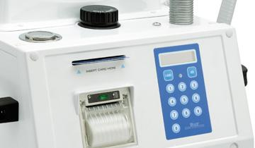 Sani System Polti Check appliance for easy sanitisation