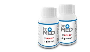 Polti Sani System Check: apparecchio per la sanificazione naturale con detergente sicuro HPMed
