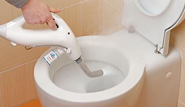 Polti Sani System Gun: disinfetta eliminando i cattivi odori