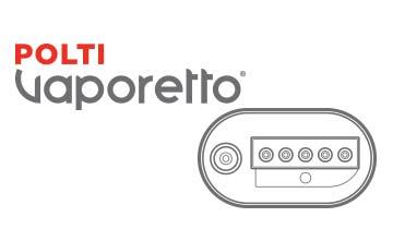 Polti Sani System Gun: compatibile con Polti Vaporetto