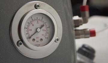 Mondial Vap Special Cleaner- adjustable pressure gauge