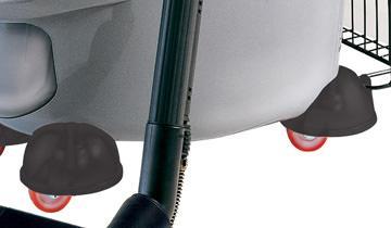 Mondial Vap Special Cleaner - 4 swivel wheels
