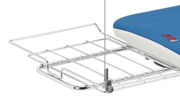 Vaporella Stira e Aspira Top- Boiler rest and laundry shelf