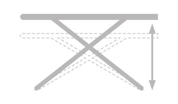 Vaporella Top - Height adjustment