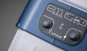Polti Unico MCV 80 Total Clean & Turbo porszívó, 2200W, Hepa szűrő, Kék