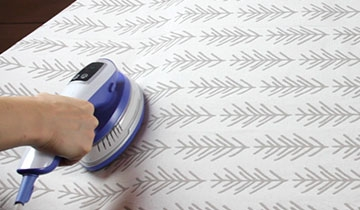 Vaporella Vertical Styler GSM20 - no ironing board