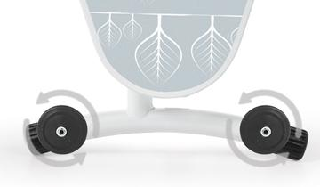 Vaporella Ironing Board - Convenient, easy to carry and safe