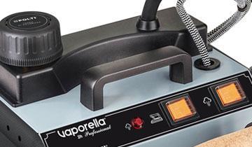 Vaporella 2H Professional - Detail carrying handle