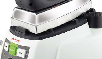 Vaporella 535 Eco Pro - Silicone mat detail