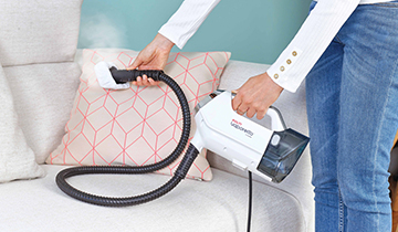 Vaporetto 3clean: portable steam cleaner to sanitize all surfaces