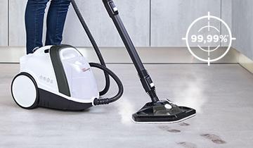 Polti Vaporetto Smart 120: pulitore a vapore igienizzazione completa