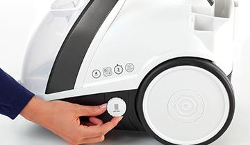 Polti Vaporetto Smart 120: pulitore a vapore con manutenzione facile e veloce