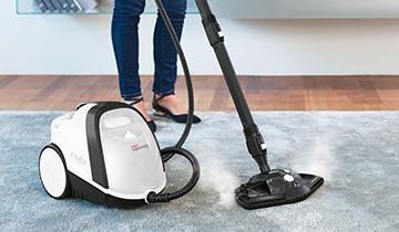 Polti Vaporetto Smart 120: pulitore a vapore per pulizia di tappeti e moquette