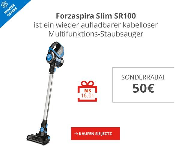 Forzaspira SR Slim100