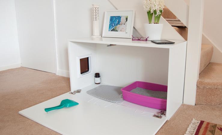Comment garder sa maison propre et rangée avec des animaux de compagnie