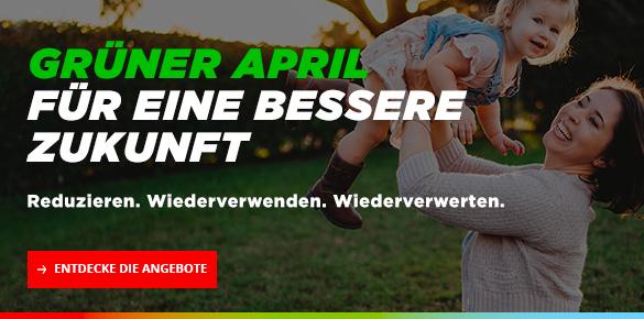 Angebote Polti: grüner April Für eine Bessere zukunft