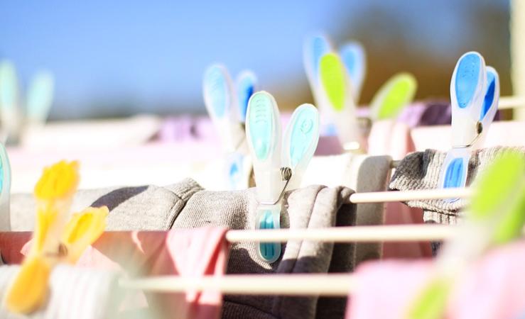 Stendere il bucato: lo fai nel modo giusto?