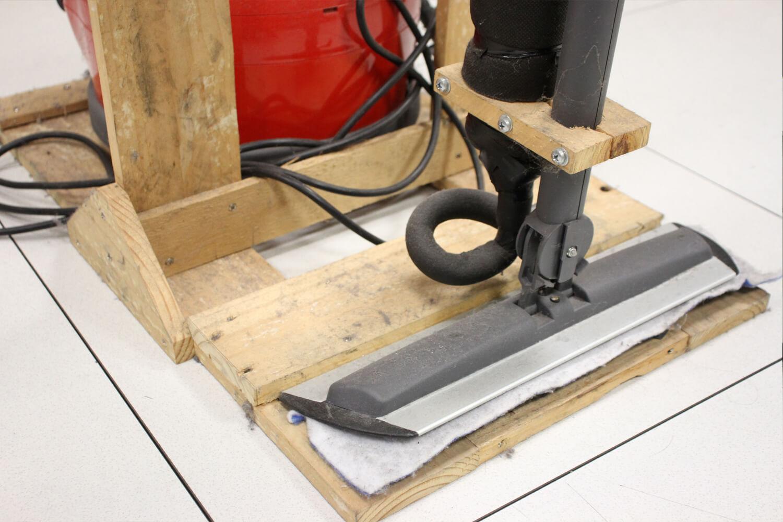 I primi prototipi di Moppy